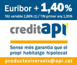 CreditAPI - Las mejores condiciones para tu hipoteca