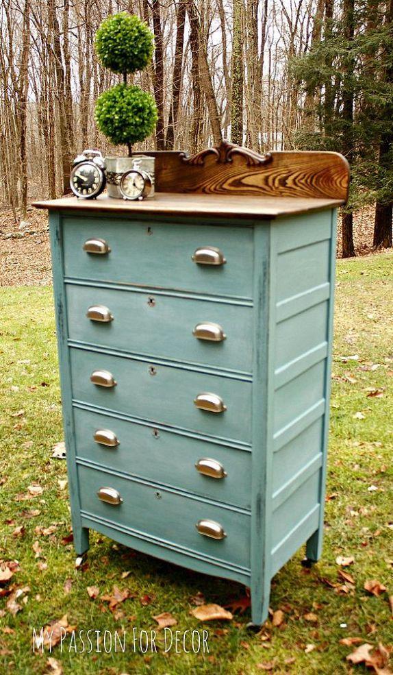 Casas vintage, decoración vintage trucos para tus muebles - api.cat