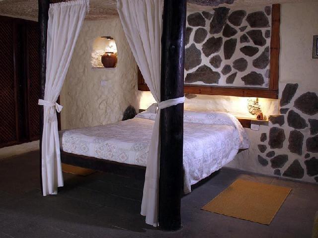 Casa Cueva Dormitorio
