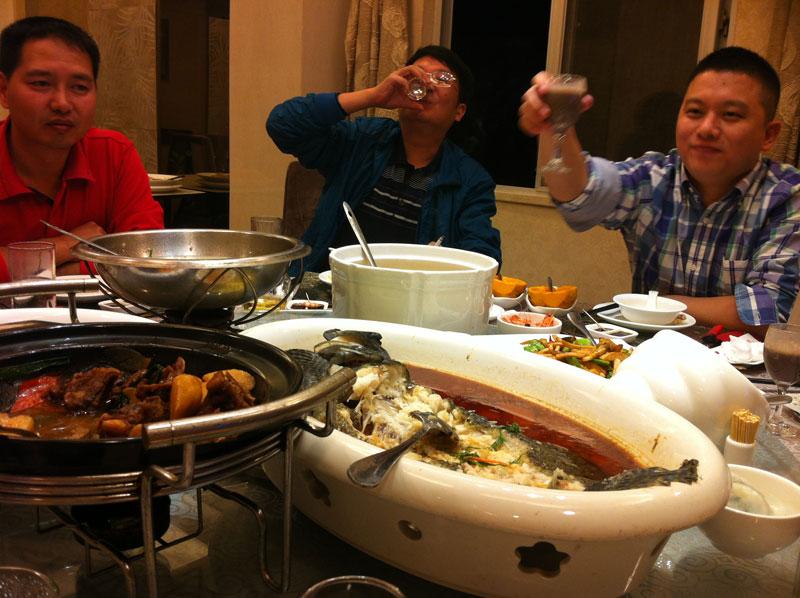 Les aventures d'un API a la Xina