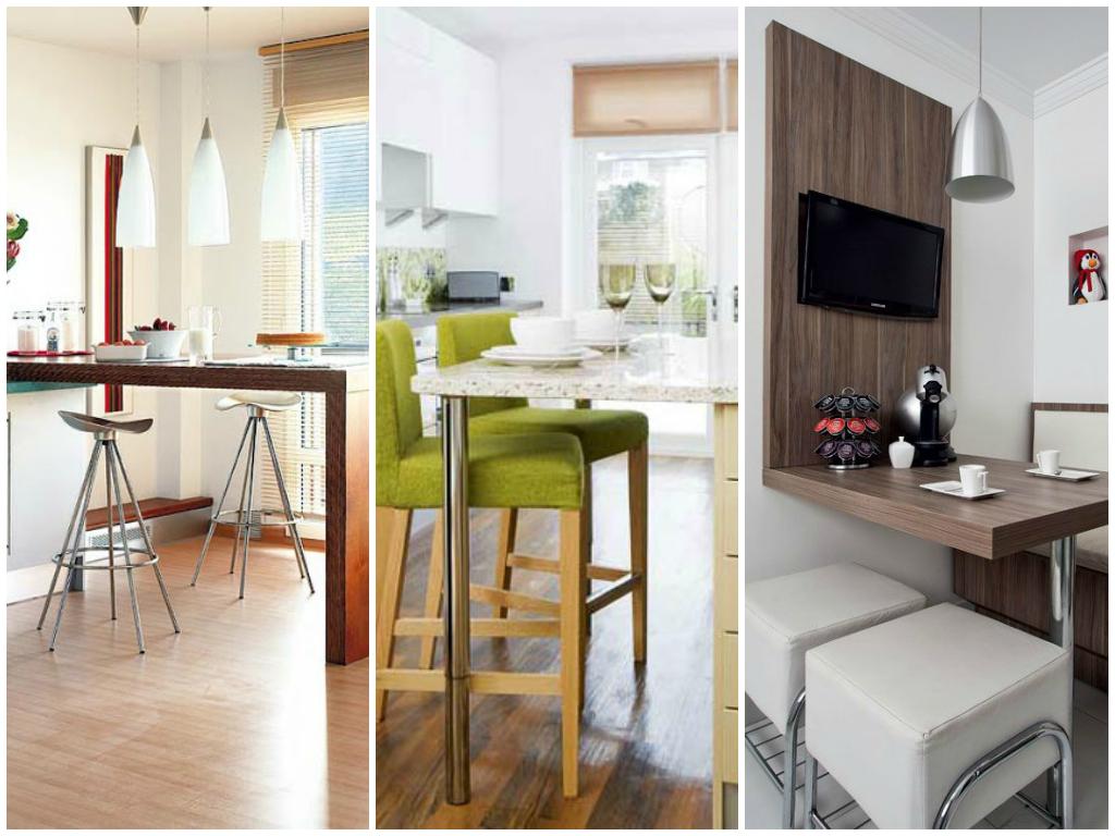 ideas para crear un espacio para comer en la cocina - api.cat