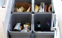 Reciclaje en la cocina