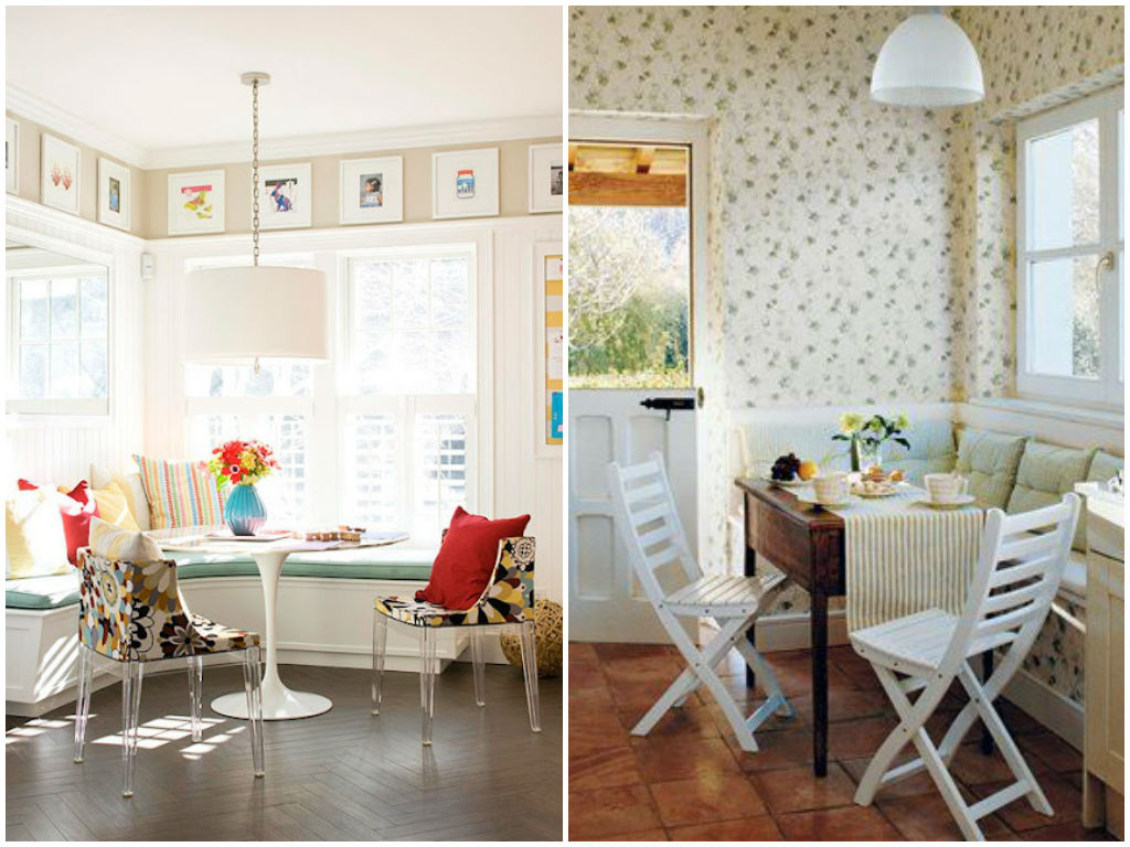Ideas para crear un espacio para comer en la cocina - Ideas para reformar la cocina ...