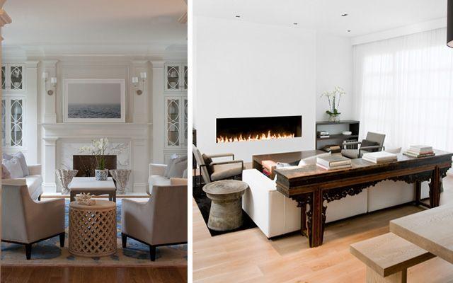 5 grandes ideas para decorar grandes espacios - La chimenea muebles ...