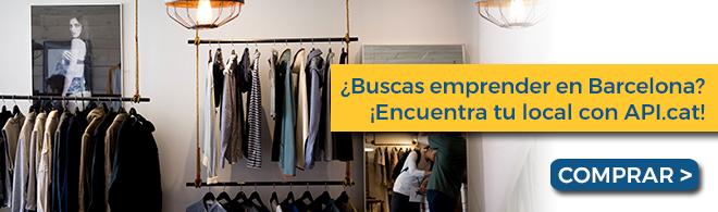 Los mejores locales comerciales en Barcelona con API.cat