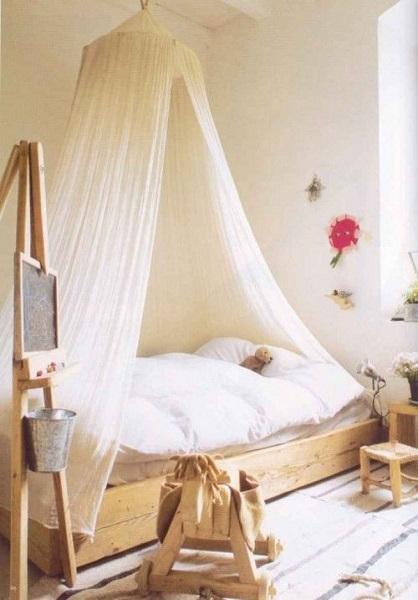 cortinas cama