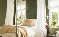 Dossier camas con dosel