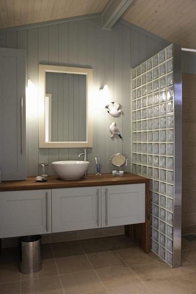 baños con pavés