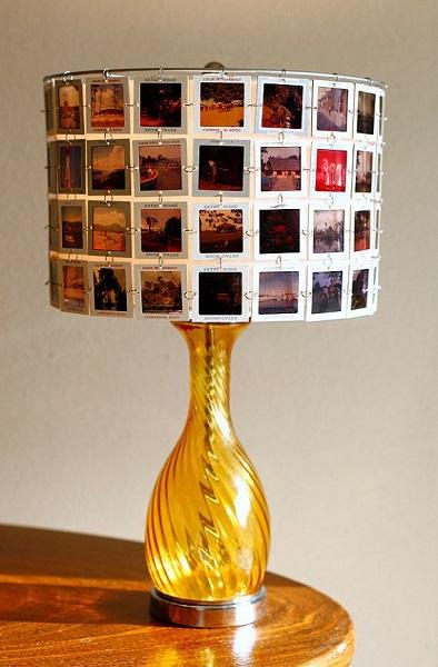 cómo hacer una lámpara de mesa