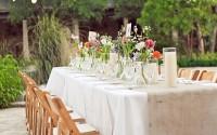 Inaugurando tu casa con una fiesta en el jardín