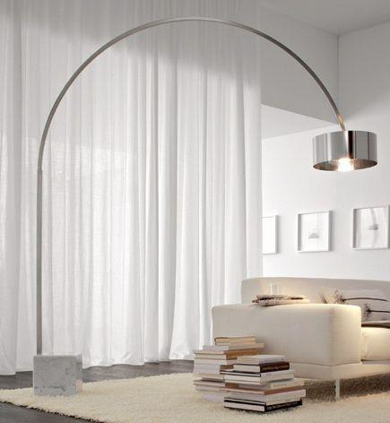 Iluminación en el salón