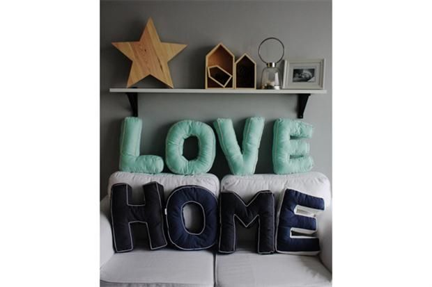 Decoracion Letras Home ~ Podemos encontrar letras de madera, de cart?n, grandes, peque?as y