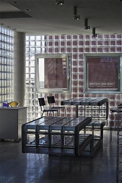 muebles con pavés