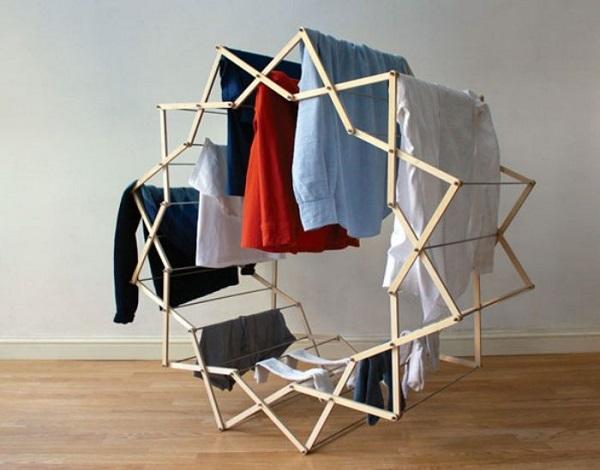 tendederos plegables de ropa