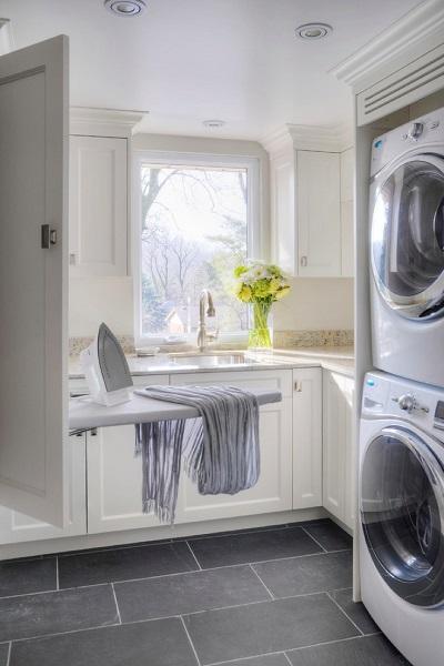 planchar en lavadero