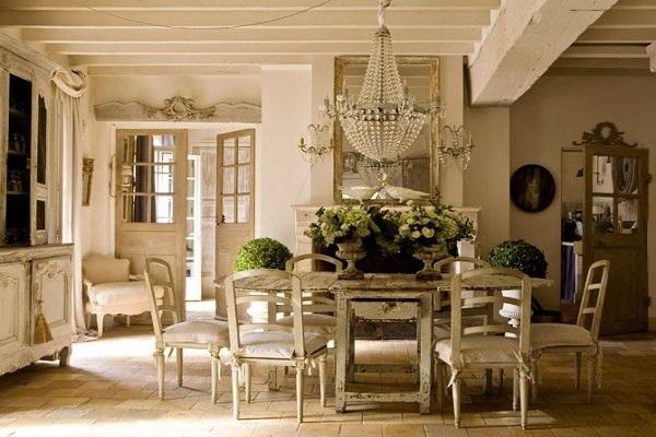 el encanto del estilo provenzal