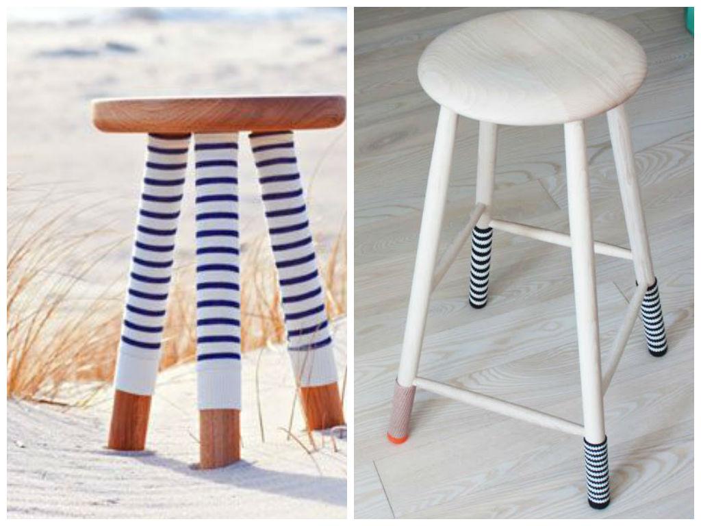 DIY: Cómo hacer un taburete de madera o taburetes de diseño DIY - api.cat