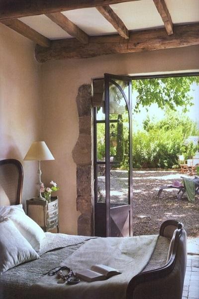dormitoris estil provençal