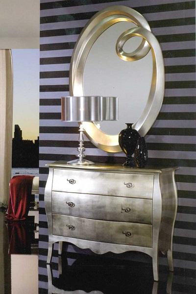 los espejos en la decoracin