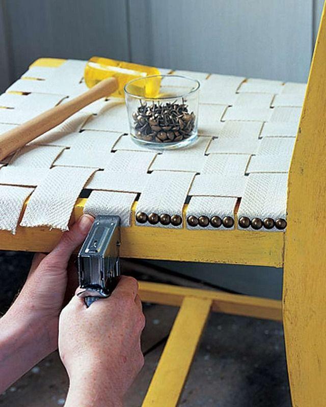 Como restaurar una silla: 5 Ideas- api.cat