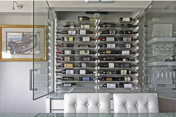 armario climatizado para vinos