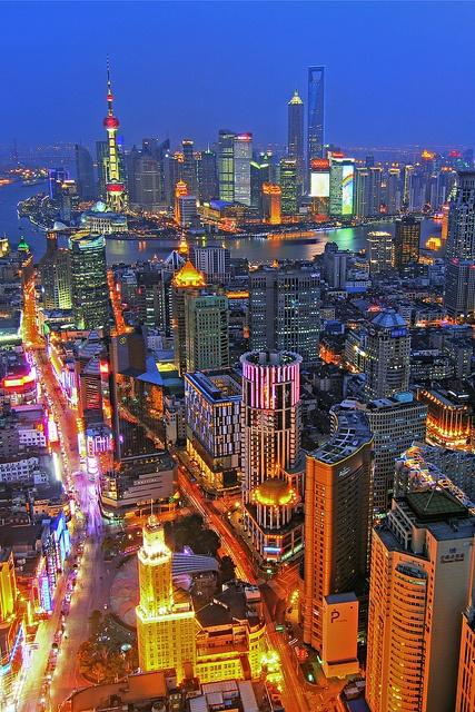 Pisos en Shangai