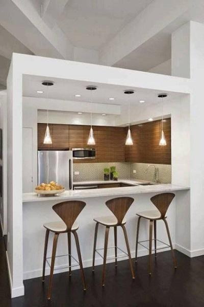 cuina office amb barra