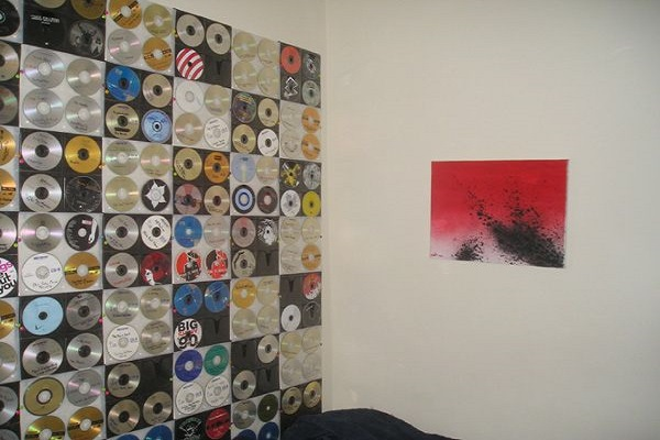 decorar con cds