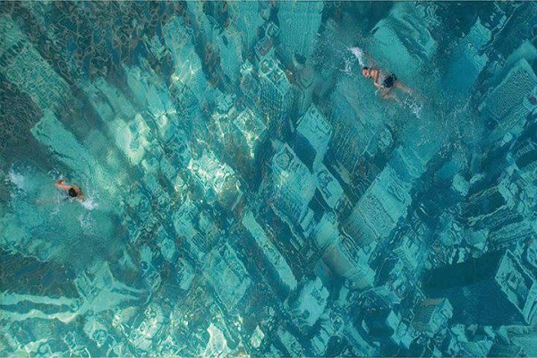 modernas piscinas