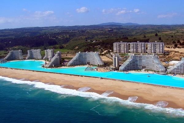 piscina más grande