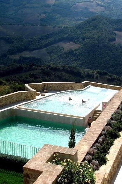 piscinas espectaculares fotos