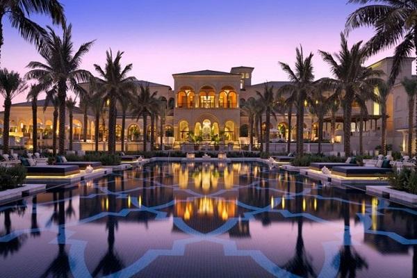 piscinas lujosas del mundo