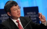 Zhu Min, Subdirector del FMI