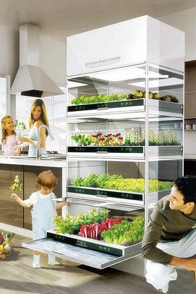 cocina futuro