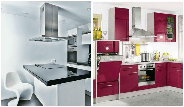 Cocinas r sticas modernas vs cocinas minimalistas - Isletas de cocina ...