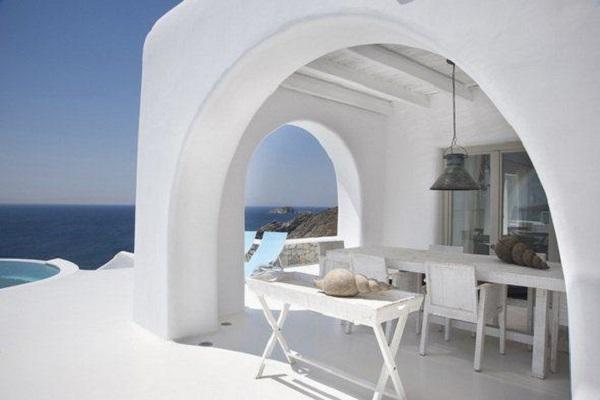 decoració mediterrània cases