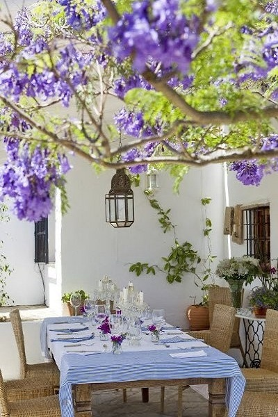 decoració mediterrània exteriors
