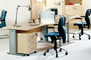 El mobiliario óptimo para decorar una oficina