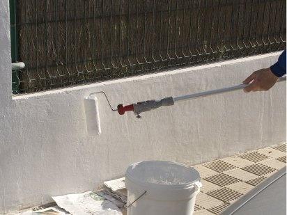 Pintar la fachada