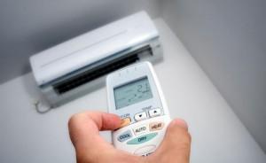 Instalación de aparato de aire acondicionado