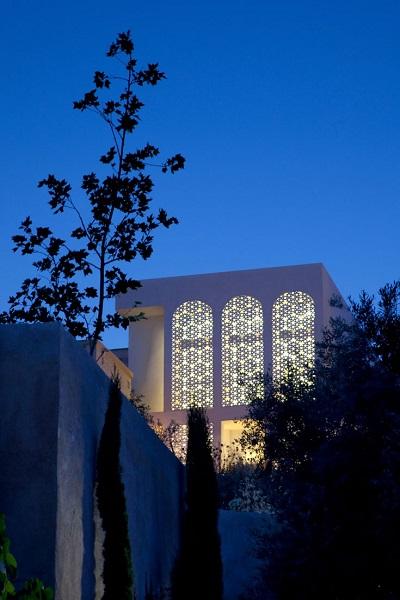 casa árabe moderna