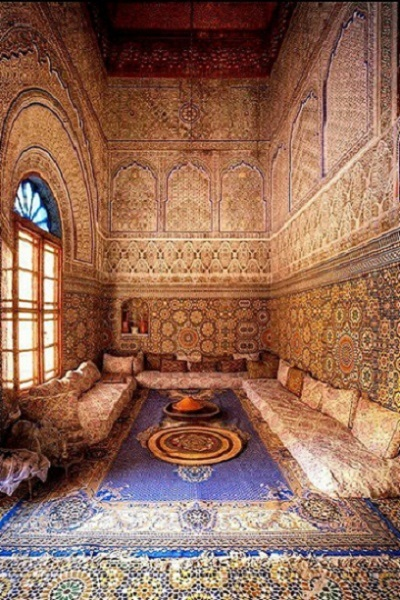 Casas árabes: estilo, fachadas, decoración árabe de interiores - api.cat