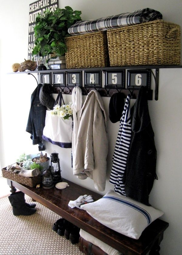 Ideas Para Decorar El Recibidor De Tu Casa Apicat - Ideas-para-decorar-recibidor