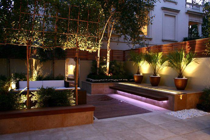 Iluminación exterior ¿Cómo iluminar el jardín o una terraza?