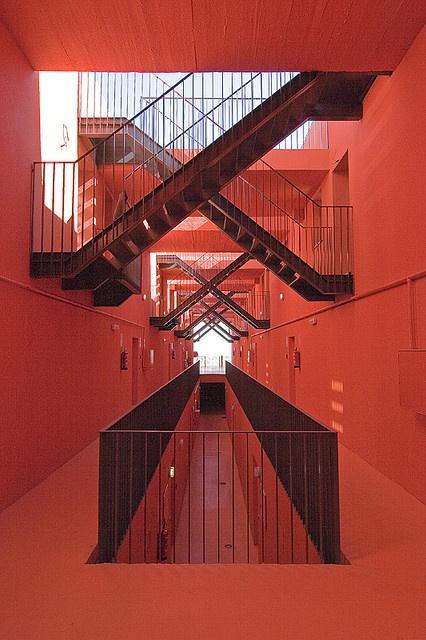 Espacios comunes de un edificio