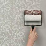 Entre las mejores ideas para decorar paredes encontramos los rodillos texturizados