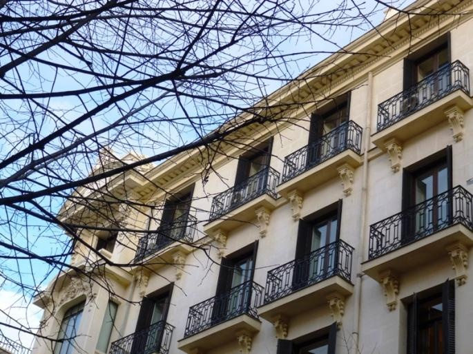 Mantenimiento de las barandillas de las terrazas
