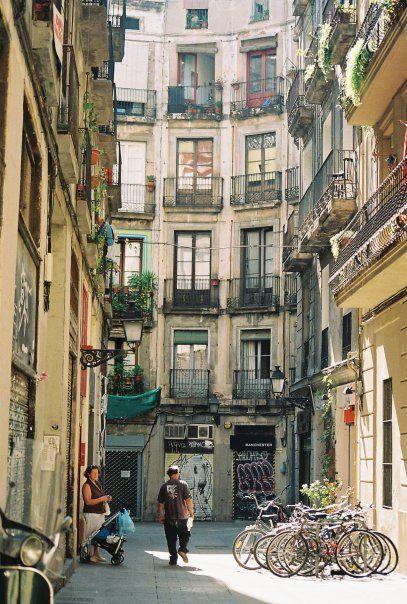 Barrio Barceloneta de Barcelona