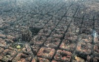Distrito de Eixample en Barcelona