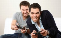 Habitación para videojuegos